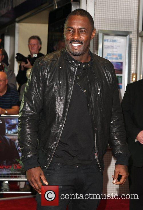 Idris Elba and Odeon West End 4