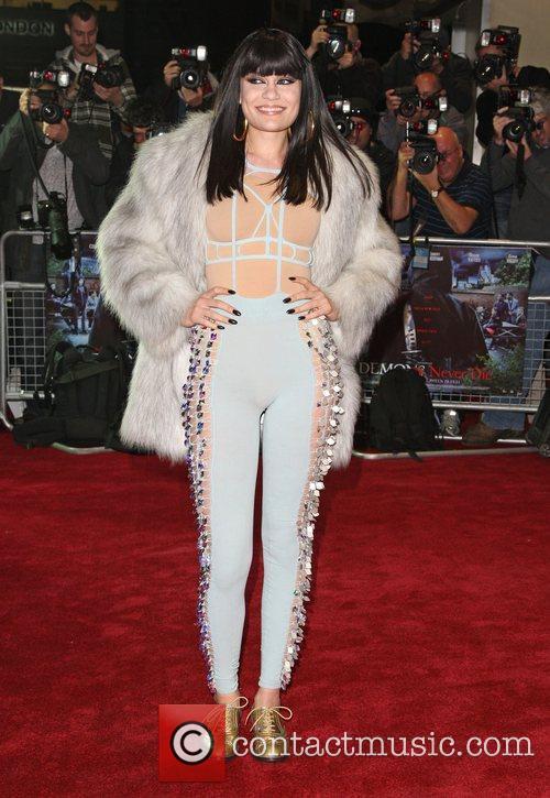 Jessie J 'Demons Never Die' UK film premiere...