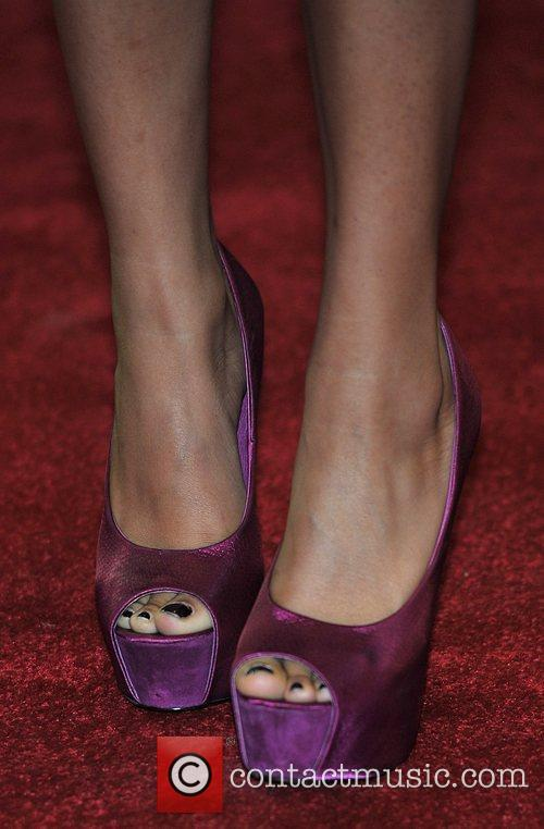 Dionne Bromfield UK film premiere of 'Demons Never...