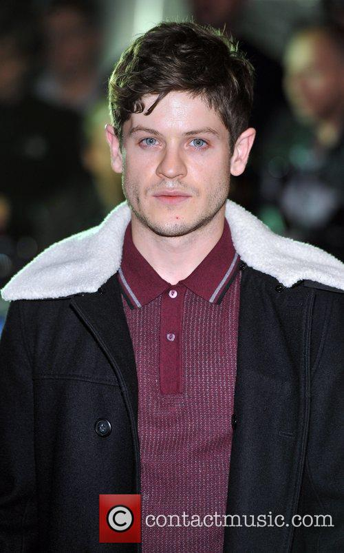 Iwan Rheon and Odeon West End 2