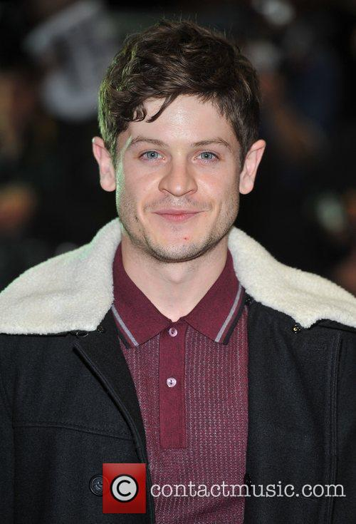 Iwan Rheon and Odeon West End 1