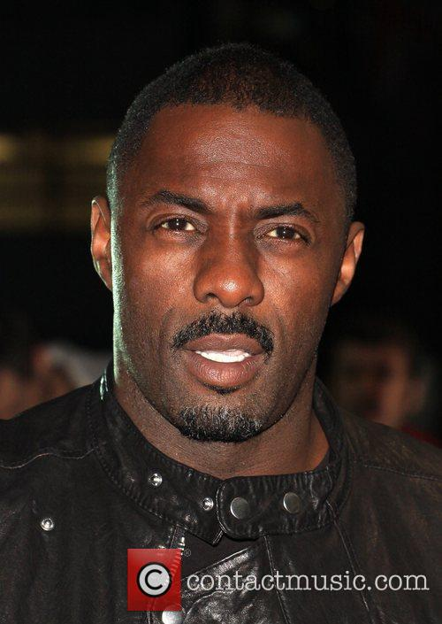 Idris Elba and Odeon West End 5