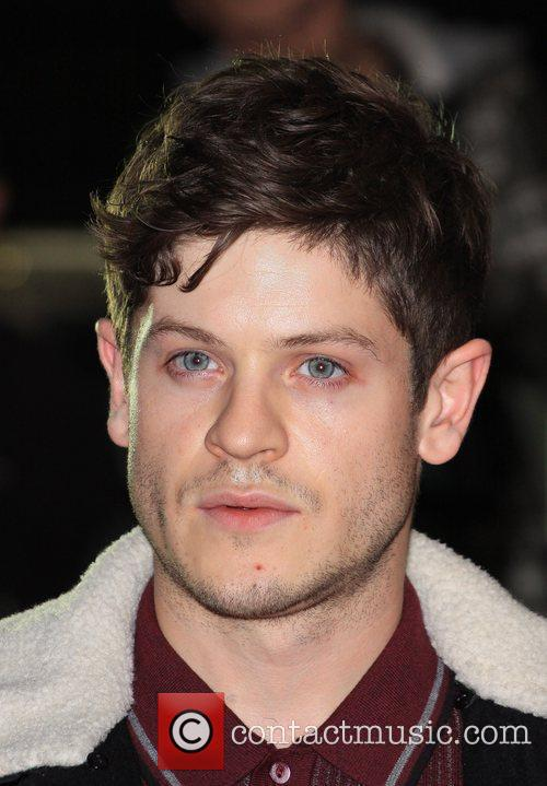 Iwan Rheon and Odeon West End 6