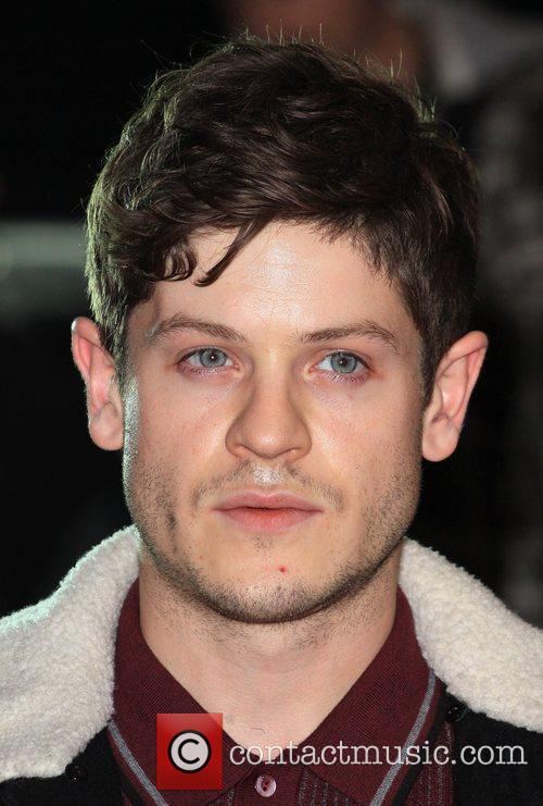 Iwan Rheon and Odeon West End 5