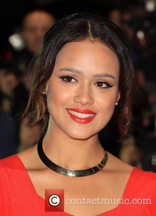 Nathalie Emmanuel and Odeon West End 1