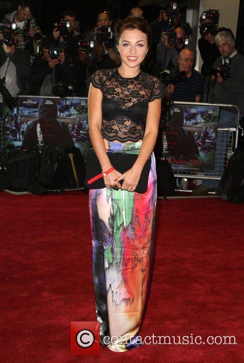 Louisa Lytton UK film premiere of 'Demons Never...