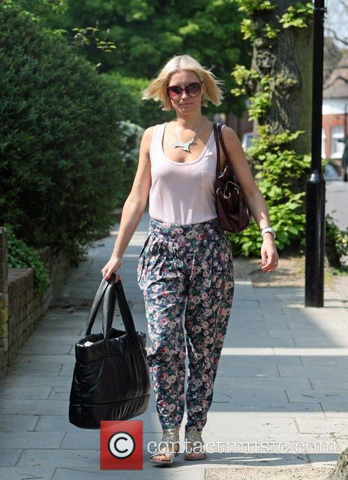 Denise Van Outen and Chanel 3