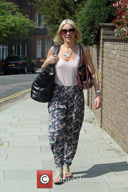 Denise Van Outen and Chanel 11