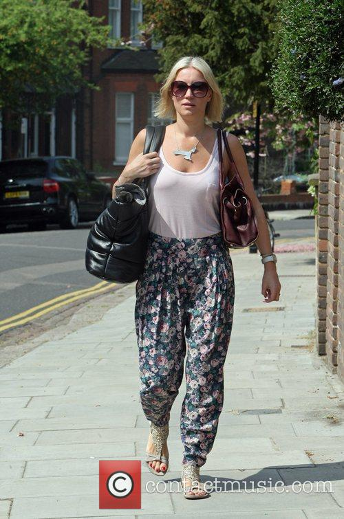 Denise Van Outen and Chanel 7
