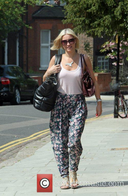 Denise Van Outen and Chanel 1