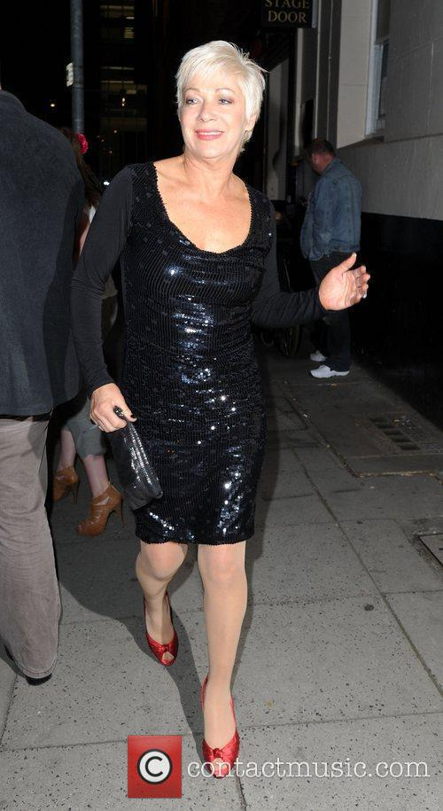 Denise Welch and Dancing On Ice 11