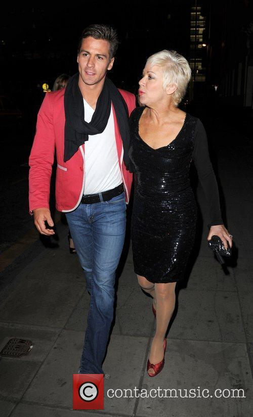 Denise Welch and Dancing On Ice 7