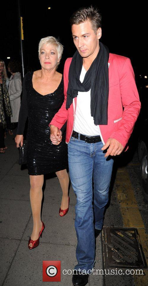 Denise Welch and Dancing On Ice 4