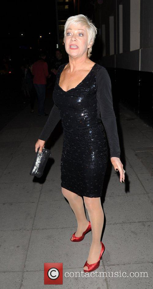 Denise Welch and Dancing On Ice 6