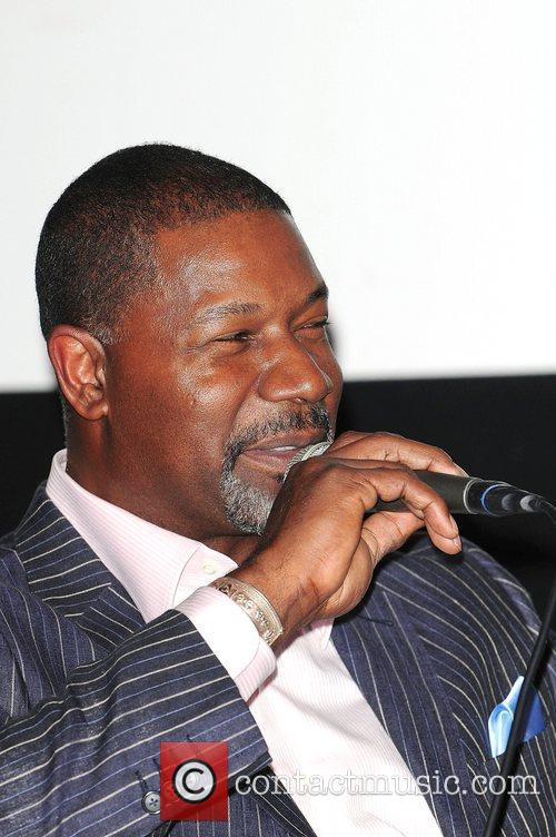 Dennis Haysbert, Fort Lauderdale and Paradiso 7