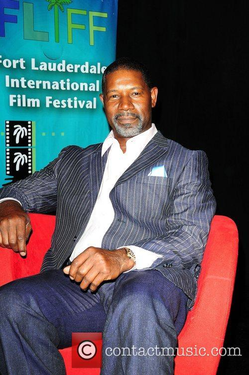 Dennis Haysbert, Fort Lauderdale and Paradiso 17