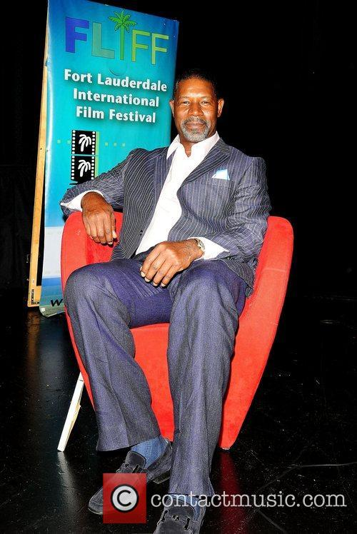 Dennis Haysbert, Fort Lauderdale and Paradiso 19