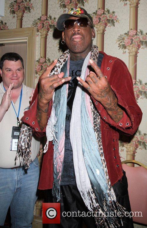 Dennis Rodman 8