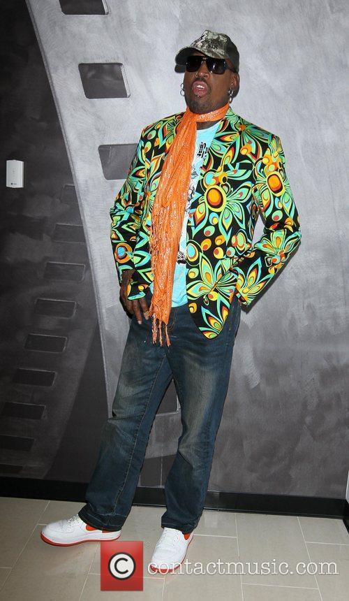 Dennis Rodman 28