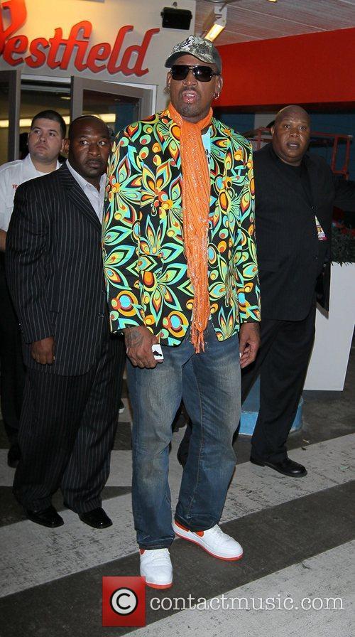 Dennis Rodman 18