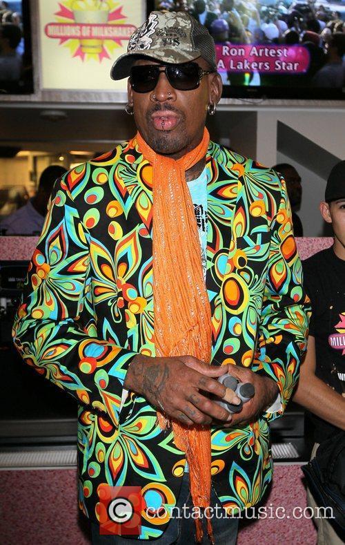 Dennis Rodman 41