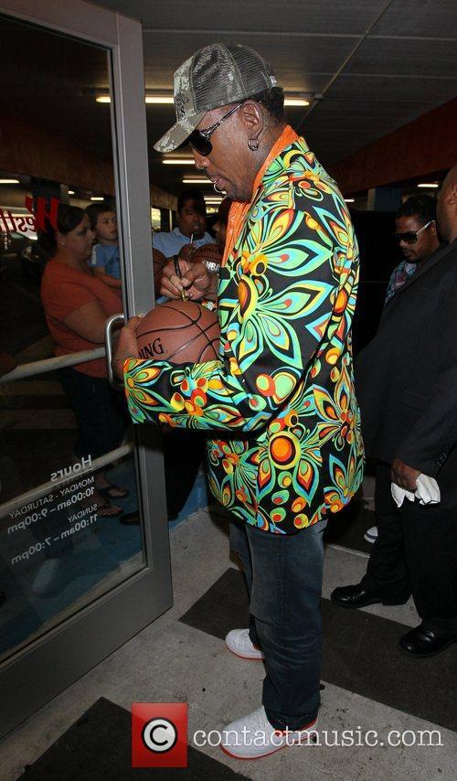 Dennis Rodman 9