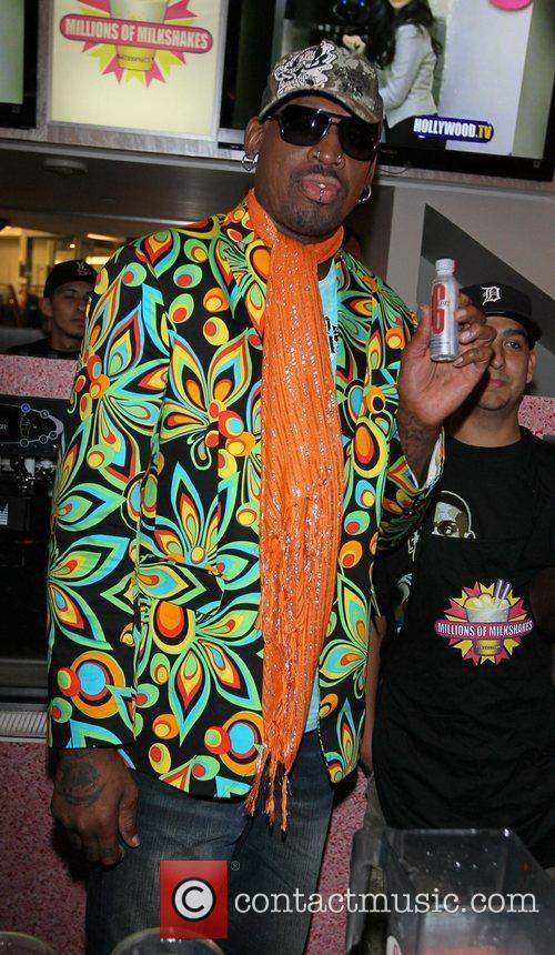 Dennis Rodman 38