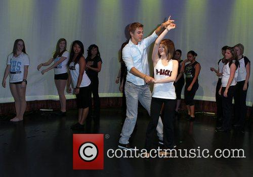 Derek Hough and Students  'Dancing With The...