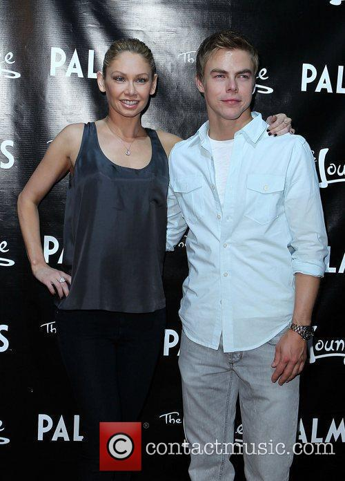 Kym Johnson and Derek Hough  'Dancing With...