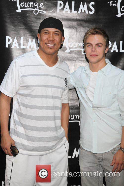 Hines Ward, Derek Hough  'Dancing With The...