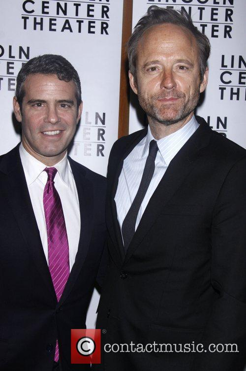John Benjamin Hickey and Ken Olin