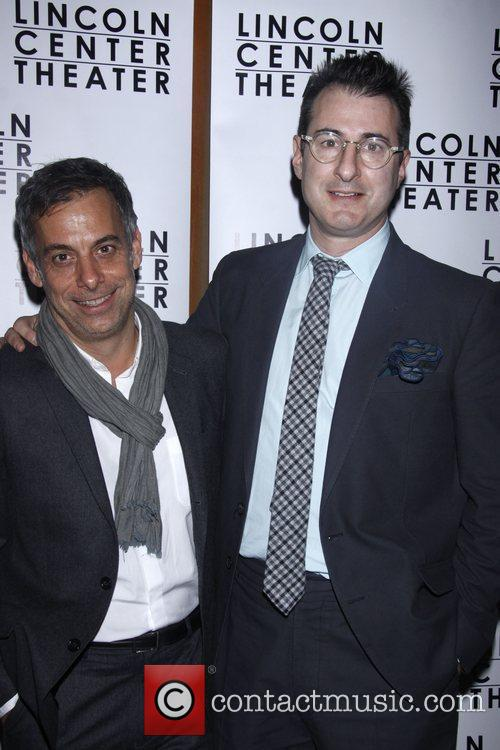 Joe Mantello and Jon Robin Baitz
