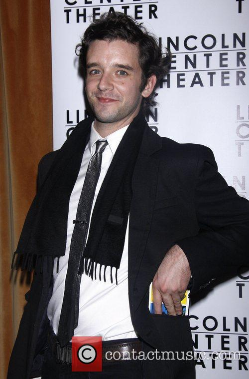 Michael Urie Opening night after party for the...