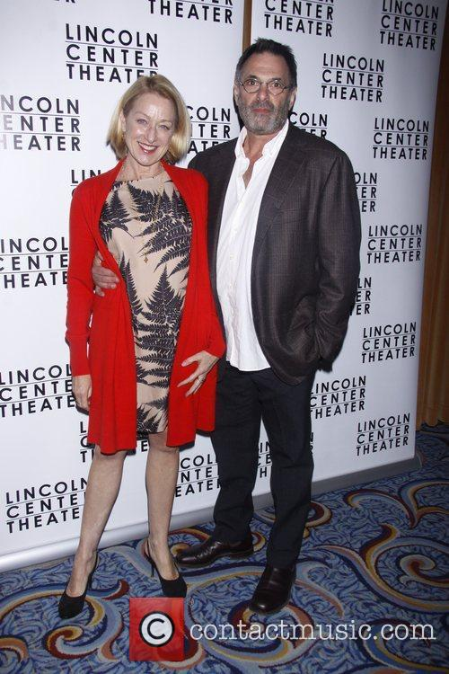 Patricia Wettig and Ken Olin