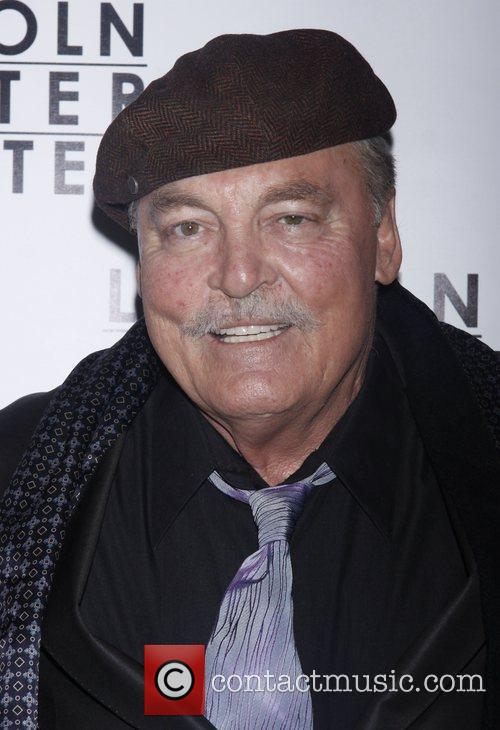 Stacy Keach  Opening night after party for...