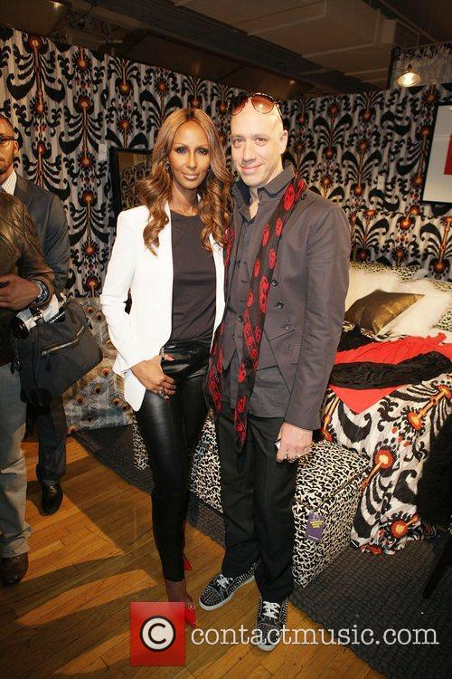 Iman, Robert Verdi  Design on a Dime...