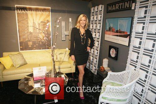 Lara spencer design on a dime at metropolitan pavilion Lara spencer decorating
