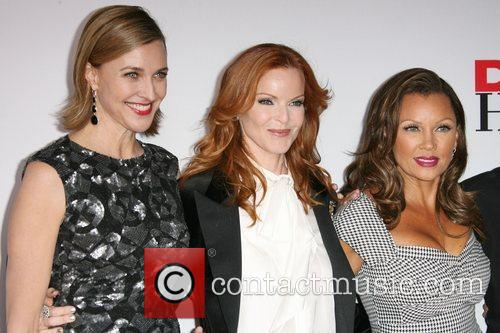 Brenda Strong, Kate Walsh and Vanessa Williams 'Desperate...