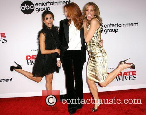 Eva Longoria, Felicity Huffman and Kate Walsh