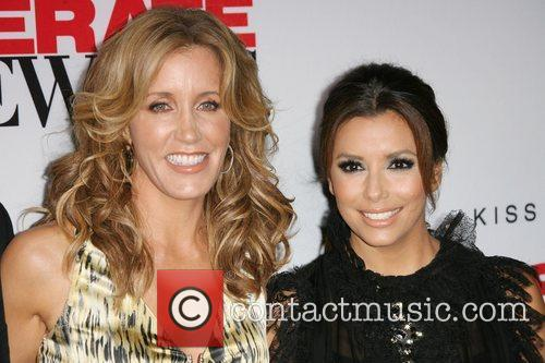 Felicity Huffman and Eva Longoria 'Desperate Housewives' Final...