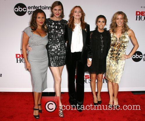 Vanessa Williams, Brenda Strong, Eva Longoria, Felicity Huffman and Kate Walsh