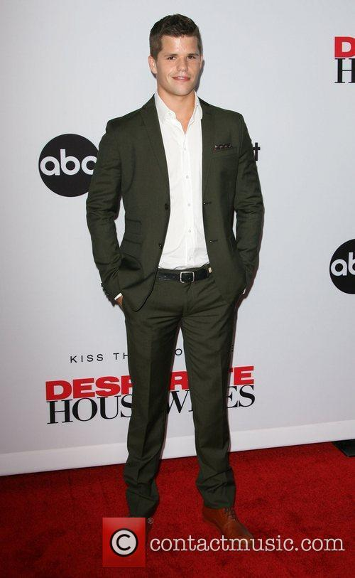 Charlie Carver 'Desperate Housewives' Final Season Kick-Off Party...