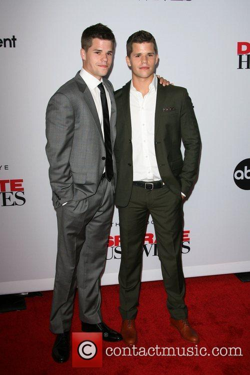 Max Carver and Charlie Carver - 'Desperate Housewives ...