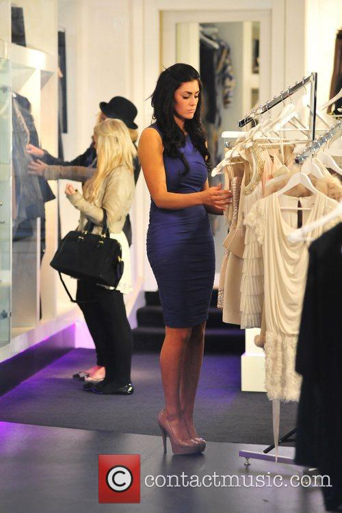 New E4 reality show 'Desperate Scousewives' filming at...