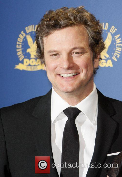 Colin Firth 63rd Annual DGA Awards at the...