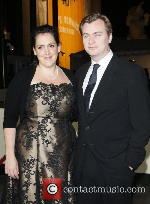 Christopher Nolan and Emma Thomas 2