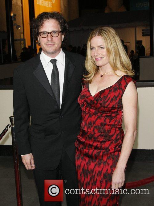 Davis Guggenheim and Elisabeth Shue 1