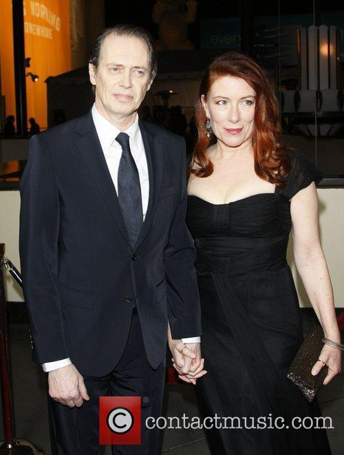 Steve Buscemi and Jo Andres 63rd Annual DGA...