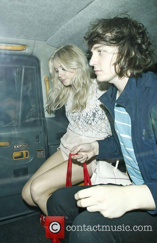 Diana Vickers and George Craig 19