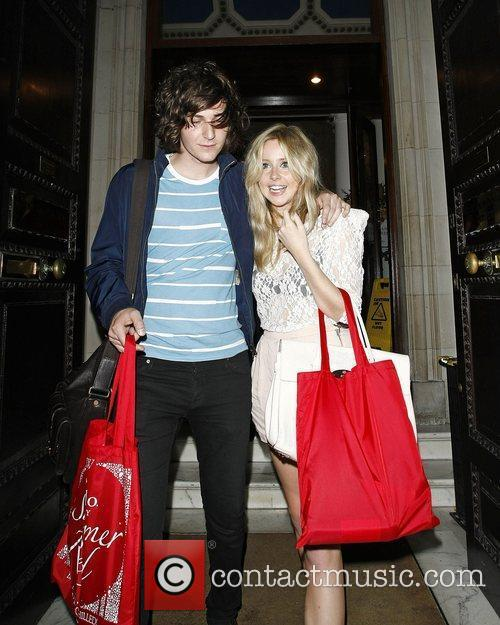 Diana Vickers and George Craig 6